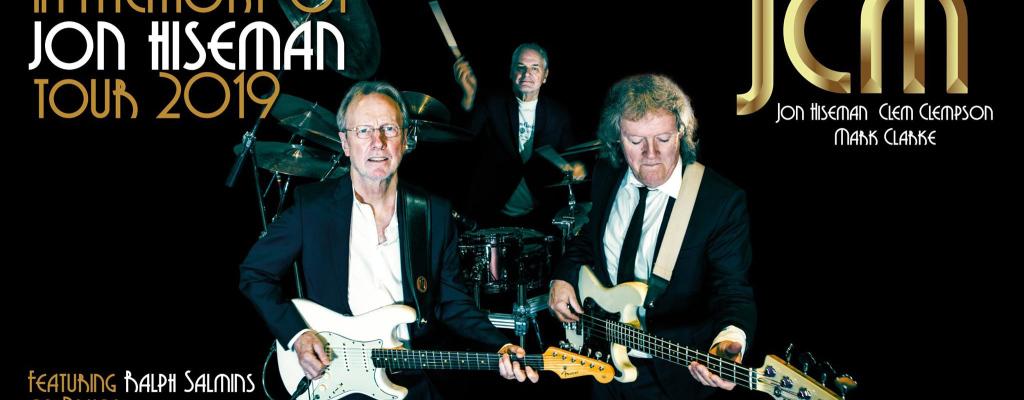 Po úspěšném pražském koncertě míří britská kapela JCM s Clemem Clempsonem do Valašského Meziříčí