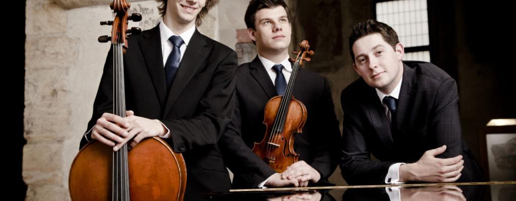 Lobkowicz Trio zahraje ve Valmezu