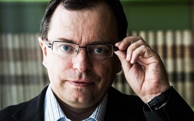 Jaroslav Šebek - Doba byla těhotná změnou