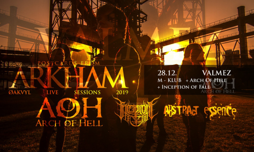 Postcards From Arkham, Arch Of Hell, Inception of Fall