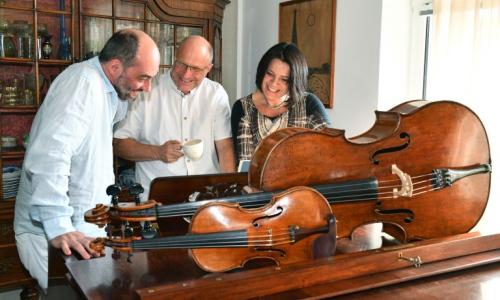 ZRUŠENO - Smetanovo Trio