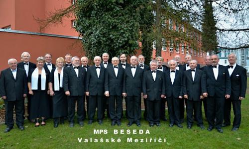 Podzimní koncert Mužského pěveckého sboru Beseda - ZRUŠENO