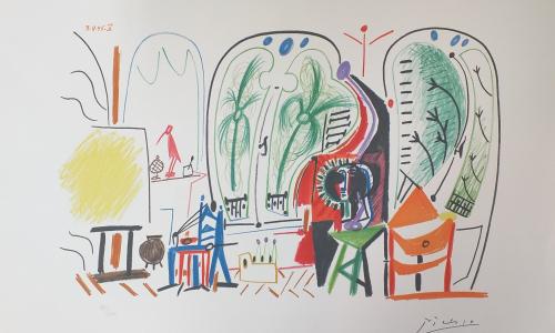 Picasso! ve Valašském Meziříčí