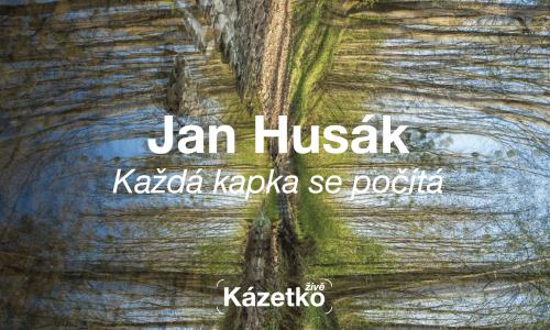 Jan Husák živě o problematice vody