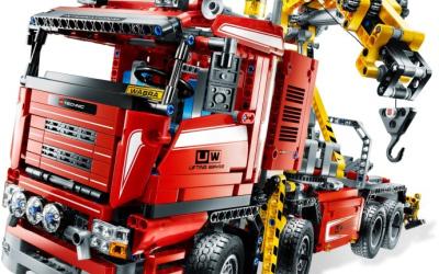 Svět kostiček®: Lego®